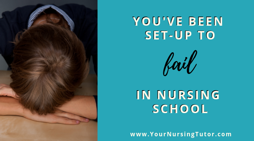 The typical American student is NOT prepared for nursing school, and your nursing professor may not have the resources to help. Here's what you can do to succeed no matter WHAT type of professor you have.