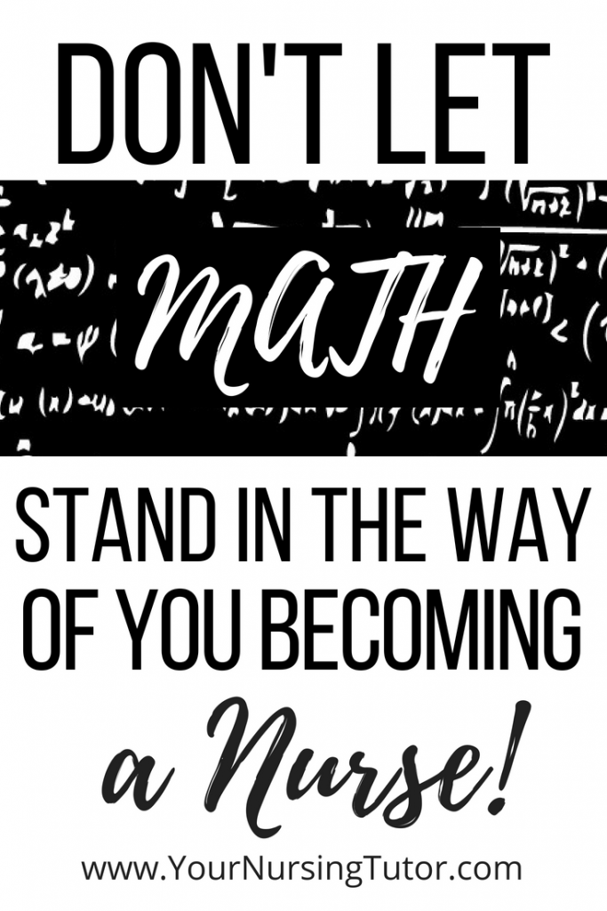 Math is a major part of nursing entrance exams like HESI A2 and TEAs. If you struggle with math, learn some suggestions for how to overcome your math anxiety.
