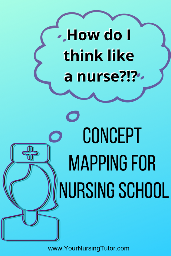 "In my opinion, Concept Mapping for nursing students is the single most important tool you can use to learn how to ""think like a nurse"". Concept Maps in nursing are hidden secret why students have trouble following their professors' lecture, and also why nursing educators get frustrated when nursing students don't seem to ""get it""."